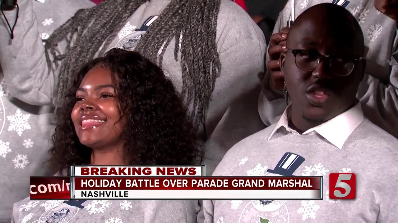 James Shaw Jr. invited to be honored as Christmas Parade Grand Marshal,as racist Kid Rock kicked out