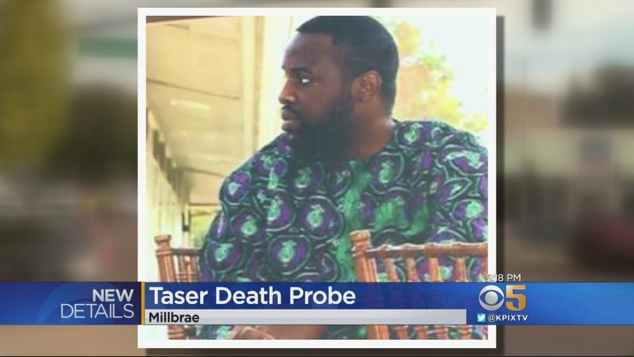 Outside Expert To Help Investigate Man's Death After Being Tasered In Millbrae