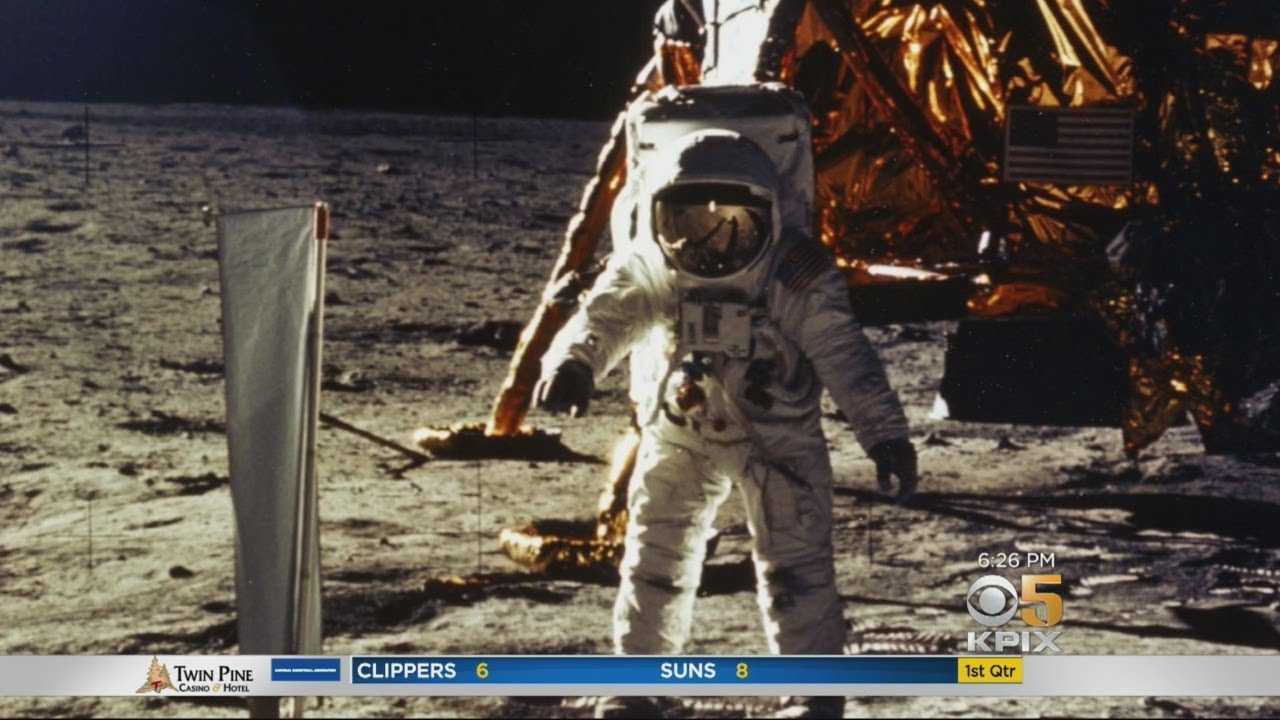 Stephen Curry Makes Headlines After Questioning Whether Moon Landing Was Faked